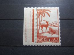 VEND BEAU TIMBRE DU MAROC N° 234 + BDF , XX !!! (d) - Marokko (1891-1956)