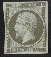 Empire (80 C. Olive) Neuf (*) - Proofs