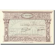 Billet, Espagne, 50 Centimes, Paysage 1, 1937, 1937, SPL - Spanien