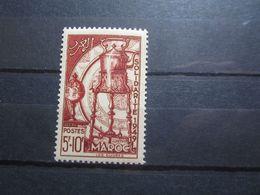 VEND BEAU TIMBRE DU MAROC N° 291 , XX !!! - Marokko (1891-1956)