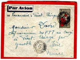 33992 - Entier  Par Avion - Madagaskar (1889-1960)