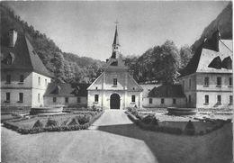 Monastère De La Grande Chartreuse - La Cour D'honneur - Chartreuse