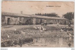 ILE MADAME LA FERME 1915 - Francia