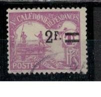 NOUVELLE CALEDONIE               N°  YVERT  TAXE 24   OBLITERE       ( Ob   1 / 47 ) - Impuestos