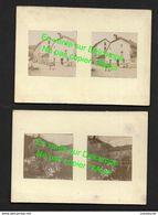 Wisembach WW1 Canton De Saint Dié & Sainte Marie Aux Mines Vosges - Photos Stéréoscopiques 4X4 Cm (No CP) - Raon L'Etape