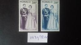 MONACO PA  71/72 ** - Monaco