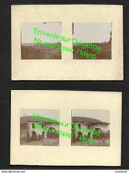 La Fontenelle WW1 Près De Ban-de-Sapt Canton De Raon L'Étape & Saint Dié Vosges - Photos Stéréoscopiques 4X4 Cm (No CP) - Raon L'Etape