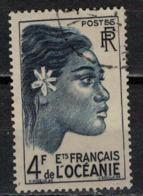 OCEANIE                N°  YVERT  194  (1)   OBLITERE       ( Ob   1 / 48 ) - Ozeanien (1892-1958)