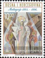 Bosnia - Croatian. Post Mostar 27 (complete Issue) Unmounted Mint / Never Hinged 1996 Medjugorje - Bosnia And Herzegovina
