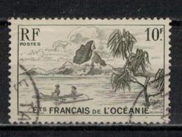 OCEANIE                N°  YVERT  197 ( 2 )     OBLITERE       ( Ob   1 / 49 ) - Ozeanien (1892-1958)