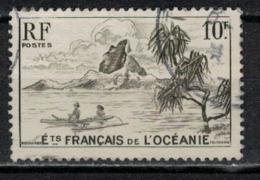 OCEANIE                N°  YVERT  197 ( 3 )     OBLITERE       ( Ob   1 / 49 ) - Ozeanien (1892-1958)