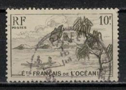 OCEANIE                N°  YVERT  197 ( 4 )     OBLITERE       ( Ob   1 / 49 ) - Ozeanien (1892-1958)