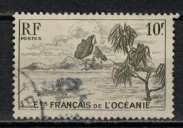 OCEANIE                N°  YVERT  197 ( 6 )     OBLITERE       ( Ob   1 / 50 ) - Ozeanien (1892-1958)