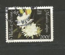 443  Fleur  (585) - Wallis-Et-Futuna