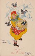 Carte Illustrateur  Aina Stenberg - Künstlerkarten