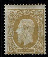 32B  *  125 - 1869-1883 Léopold II