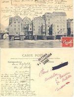 MILITAIRE CAVALIER 4e ESC. 3e PEL. À MEAUX SEINE ET MARNE  TàD 11-11-09 -RETOUR A L'ENVOYEUR 2298 – ADRESSE ABSENTE - Postmark Collection (Covers)