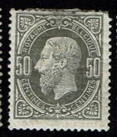 35  *  Forte  Coin !  395 - 1869-1883 Léopold II