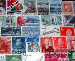 Norway Special Stamps And Large Stamps-50 Different - Norway
