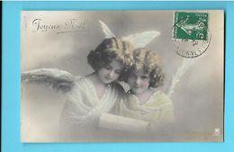 ANGES--ANGELOTS--joyeux Noël--voir 2 Scans - Anges