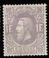 36  (*)/*  Aminci  600 - 1869-1883 Léopold II