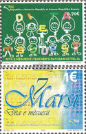 Kosovo 93-94 (complete Issue) Unmounted Mint / Never Hinged 2008 Day Of Teacher - Ungebraucht
