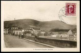 Behobia Entrada De Espana Animada 1933 - Guipúzcoa (San Sebastián)