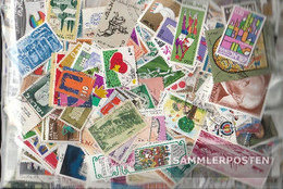 Israel Stamps-1.000 Different Stamps - Israël