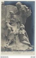 AK  Skulptur Sculpture Le Reve Du Poete - Sculptures