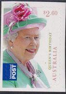 Australia 2014 Queens Birthday Sc 4072 Mint Never Hinged P&S Ex Booklet - 2010-... Elizabeth II