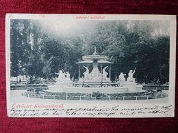 ROMANIA - CLUJ / HUNGARY - KOLOZSVÁR / 1898 (AB33) - Romania