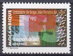 Mosambik Mosambique 1997 Wirtschaft Economy Industrie Industry Unternehmen João Ferreira Dos Santos, Mi. 1387 ** - Mozambique
