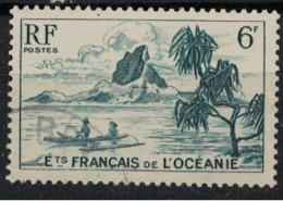 OCEANIE                N°  YVERT  196 (1)   OBLITERE       ( Ob   1 / 50 ) - Gebruikt