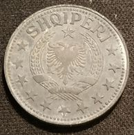 ALBANIE - ALBANIA - 1 LEK 1957 - KM 36 - Albanie