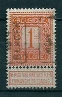 2306 Voorafstempeling Op Nr 108 - MONS 1914 BERGEN - Positie A - Voorafgestempeld