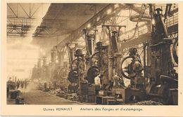 BOULOGNE BILLANCOURT : USINE RENAULT - ATELIERS DES FORGES - Boulogne Billancourt