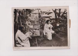 ICHIRO YUASA FAMOUS PAINTER Gumma SCHOOL Velasquez STU Tokyo Tokio  JAPON JAPAN 21*16 Cm Fonds Victor FORBIN (1864-1947) - Famous People