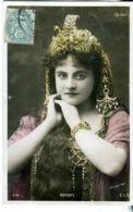 N°1807 R -cpa Jeanne Clémence Flouet De Margileray -mezzo Soprano- - Opéra