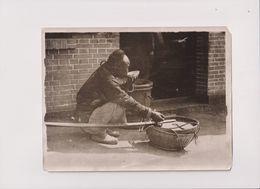 JAPANESE COOLIE TEA PARTY   JAPON JAPAN 21*16 Cm Fonds Victor FORBIN (1864-1947) - Non Classés