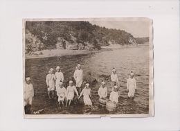 PECHE PERLES PEARL FISHING HUITRE  FEMMES JAPONAISES CULTURE ETAT!! JAPON JAPAN 21*16 Cm Fonds Victor FORBIN (1864-1947) - Non Classés