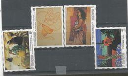 445/48  Artistes Peintres       Luxe Sans Ch        (587) - Neufs