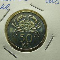Iceland 50 Kronur 2005 - Islande