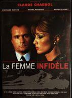 La Femme Infidèle - De Claude Chabrol - Stéphane Audran - Michel Bouquet . - Drame