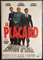 Le Placard - Daniel Auteuil - Gérard Depardieu - Thiérry Lhermite . - Cómedia