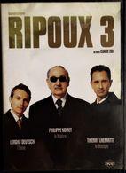 Les RIPOUX 3 - Philippe Noiret - Thierry Lhermite - Lorant Deutsch . - Comédie