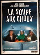 La Soupe Aux Choux - Louis De Funès - Jean Carmet - Jacques Villeret . - Comédie