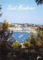 83 - Saint Mandrier - Le Port Dans Un écrin De Verdure - Saint-Mandrier-sur-Mer
