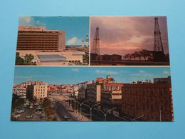 FAHAD SALEM Street - Hilton - Petrol - Kuwait ( Photo Hussain Ammari ) Anno 19?? ( See / Voir Photo ) MANAMA ! - Kuwait
