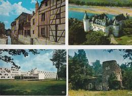 20 / 7 / 19 - LOIR -ET-CHER (41 ) LOT DE 400 CPM  À 16€,50 PLUS PORT ( 8€,95 POUR LA FRANCE ) - 100 - 499 Cartes