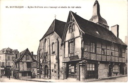 FR03 MONTLUCON - église Saint Pierre - Belle - Montlucon